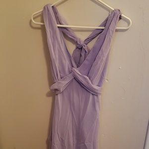 Vera Wang Bridesmaid Formal Dress